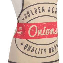 Now Designs Chef's Apron Golden Acres