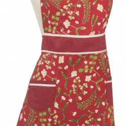 Now Designs Betty Mistletoe Apron