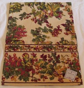 Placemats April Cornell Table Runner Reverie Collection Antique Pallet