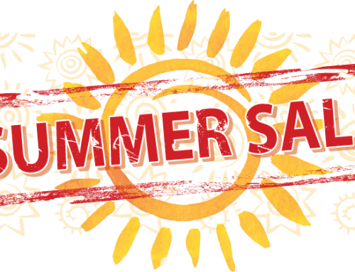 July Summer Sales Event