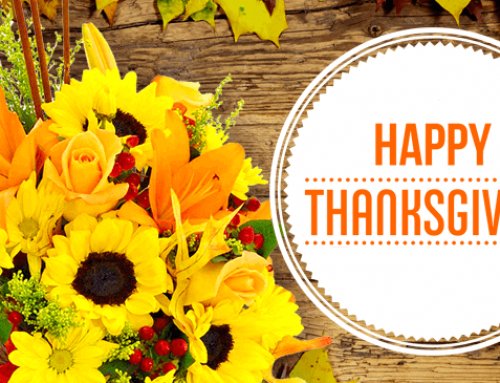 Wishing Everyone a Happy Thanksgiving Weekend
