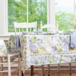 April Cornell Tablecloth Vivian 36x36