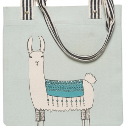 Now Designs Market Bag Tote Bag Lamarama Lama