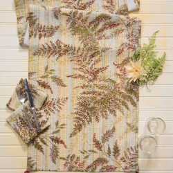 April Cornell Table Runner Fern