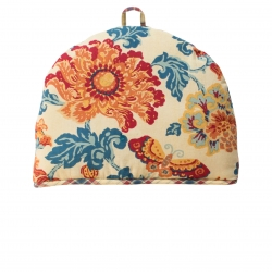 April Cornell Tea Cozy Reversible Patchwork Paisley