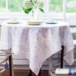 April Cornell Tablecloth Tranquility 48x48