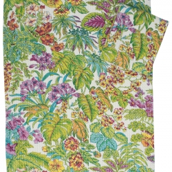 April Cornell Tea Towel Jungle Bright
