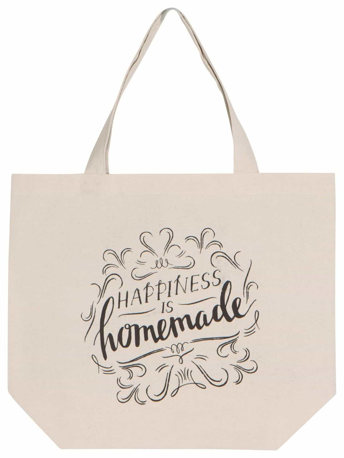 Now Designs Homemade Happiness Tote Bag