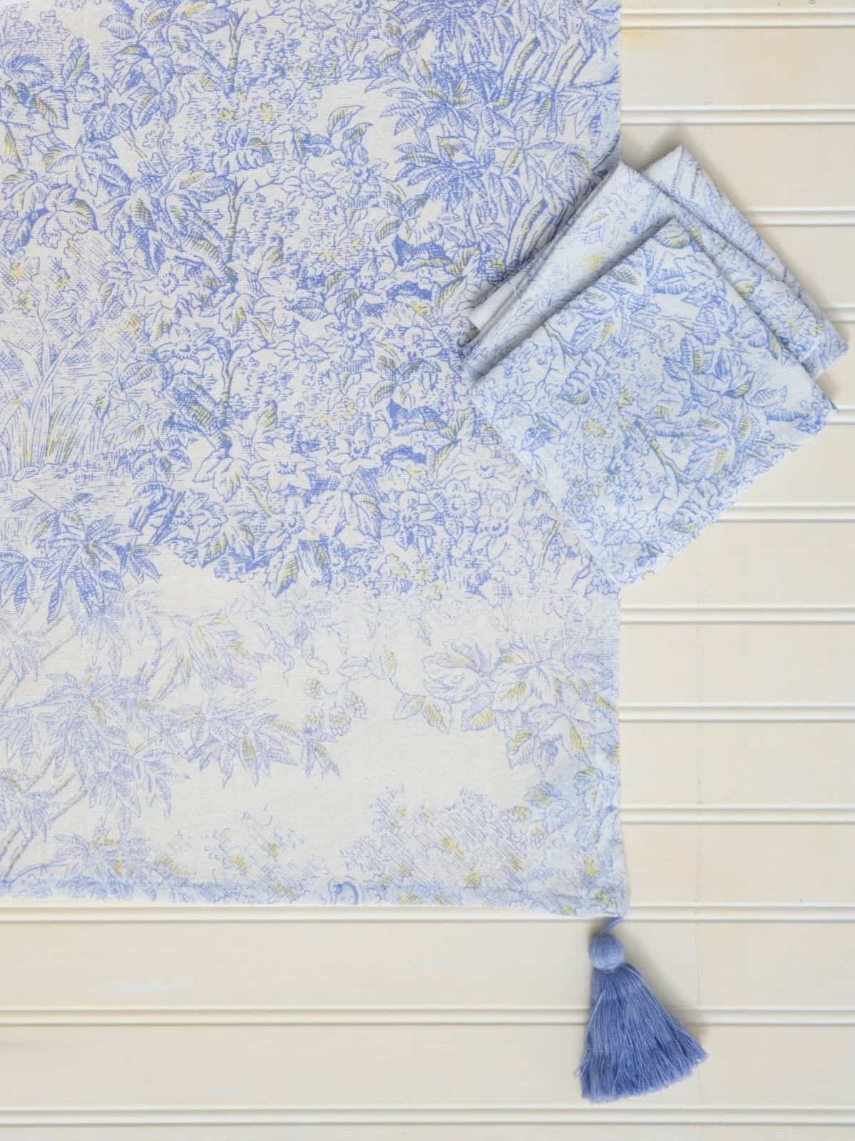 April Cornell Table Runner Tranquility