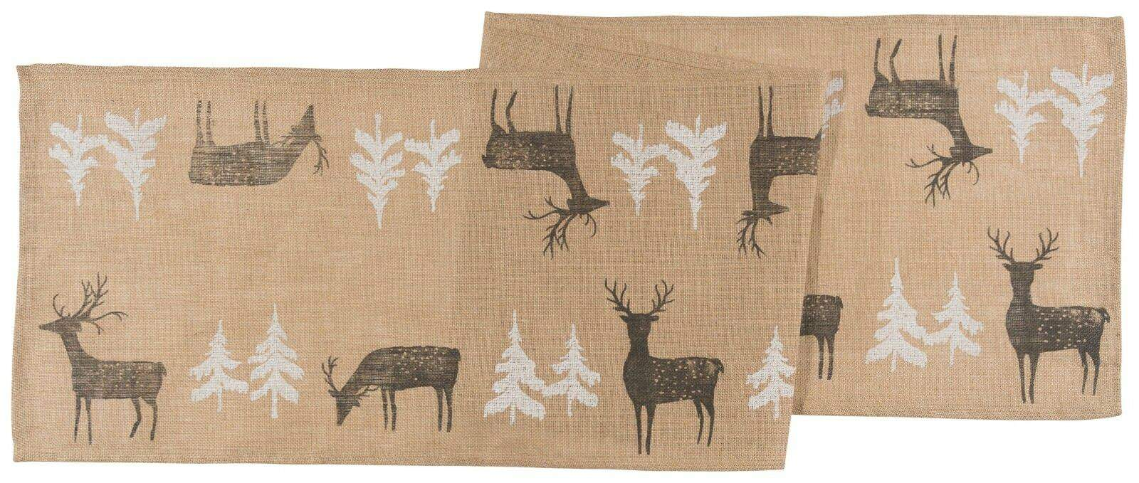 Now Designs Table Runner Frontier Lodge