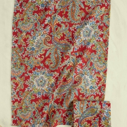April Cornell Tea Towel Rhapsody Paisley